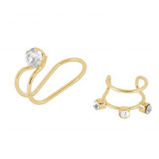 2-pack Ear cuffs Montini