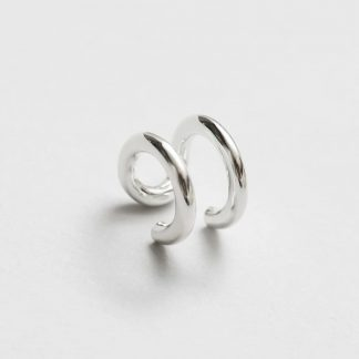 All Blues Örhänge U Turn Earcuff silver
