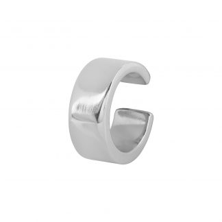 Bred Ear Cuff Sterling Silver 925