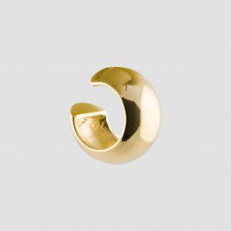 CBYC Örhänge Wide Ear Cuff guld