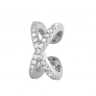 Ear Cuff Sterling Silver 925