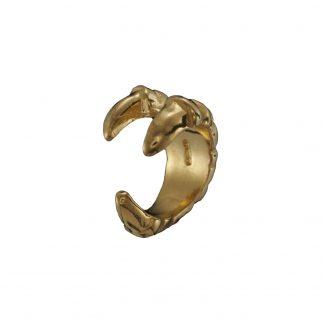 Maria Nilsdotter Earcuff Claw guld