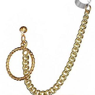 Passion for Fashion - Ear Cuff i Guld/Silver